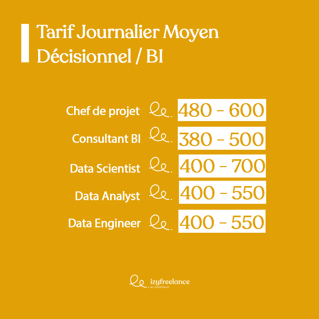 TJM FREELANCE DECISIONNEL